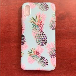 Accessories - Tropical 🏝 iPhone case for XR🍍